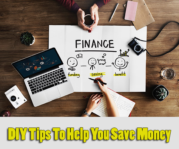 DIY Tips to Help You Save Money