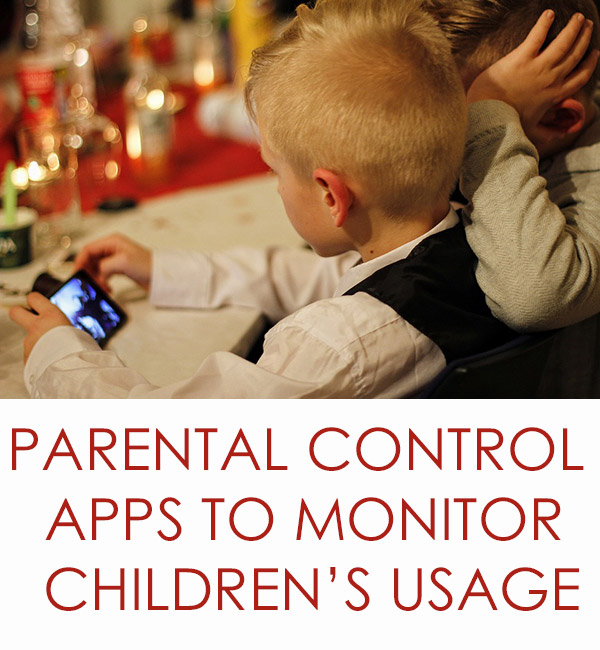 Parental Control Apps to Monitor Children's Usage