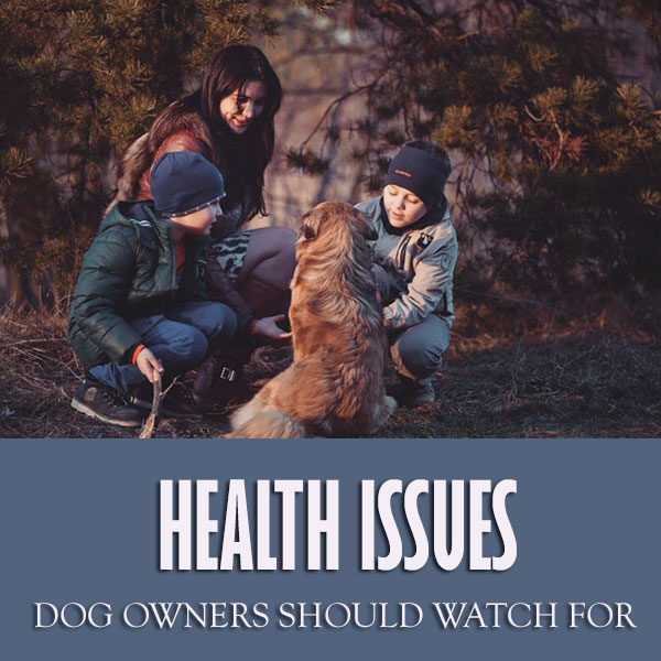 Health Issues Dog Owners Should Watch For