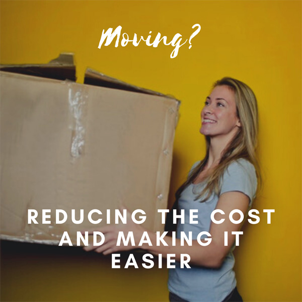 Moving: Reducing the Cost and Making It Easier